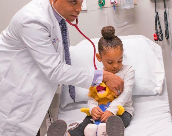 Health check ups for kids