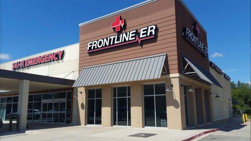 Frontline ER in Dallas, TX